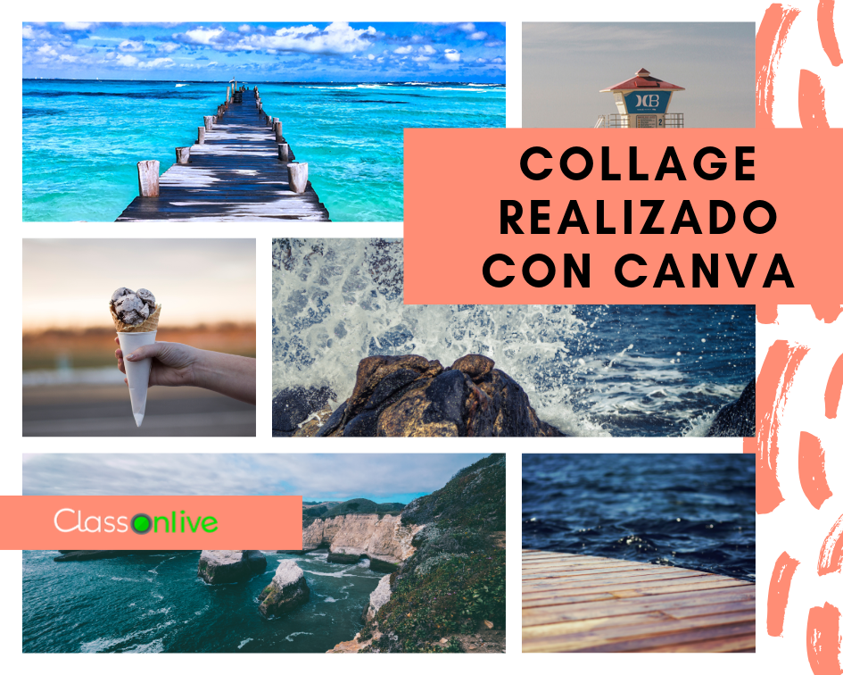 Crear collage con Canva