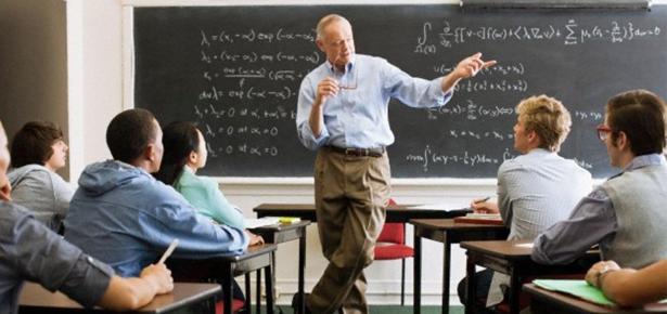 Profesores y alumnas